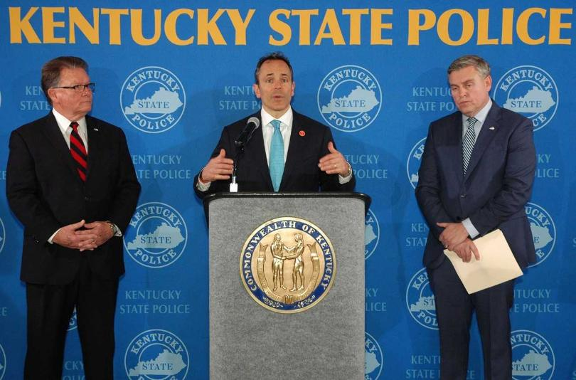 """Governor And KSP Announce """"Angel Initiative"""""""