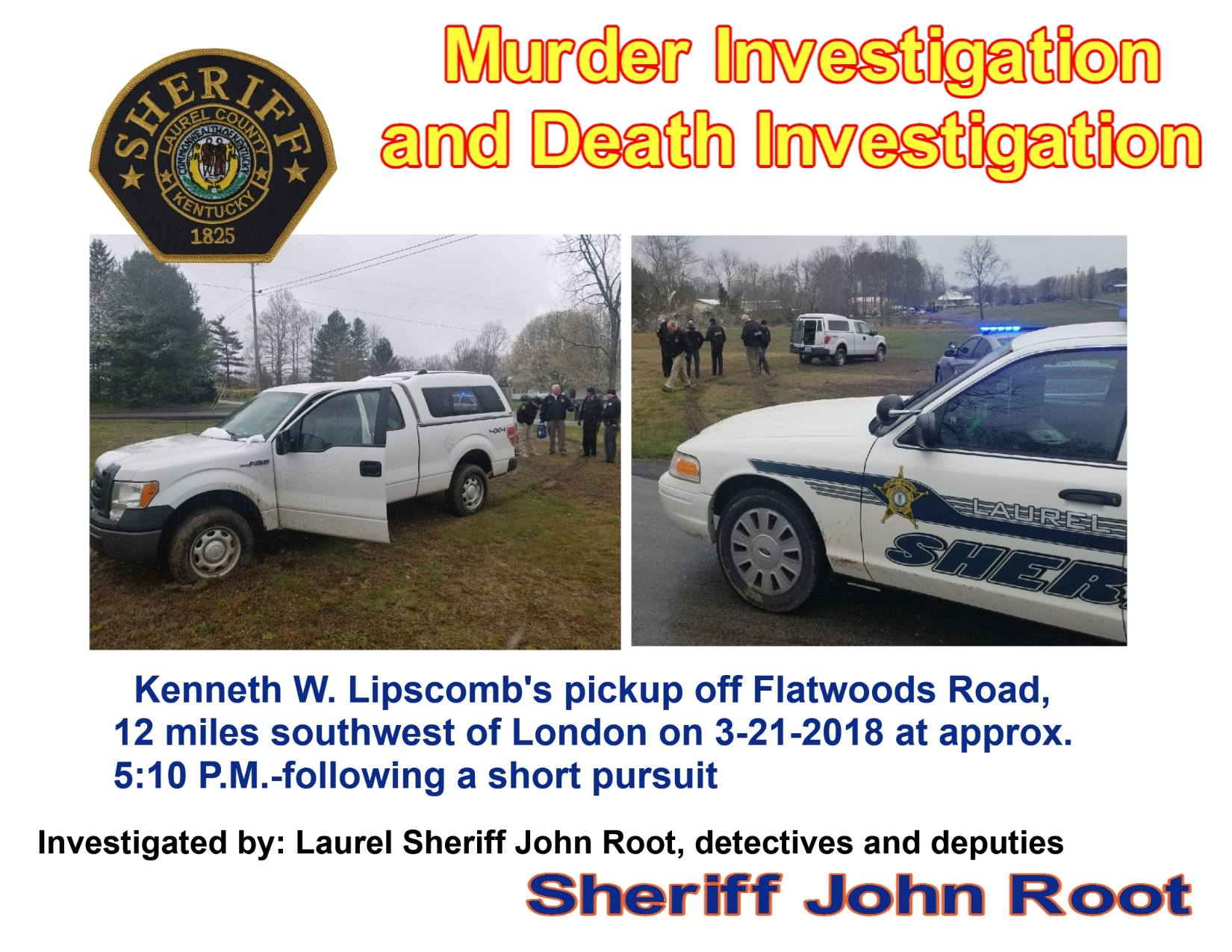 Identity Of Body Found In Hunters Trace Home Released