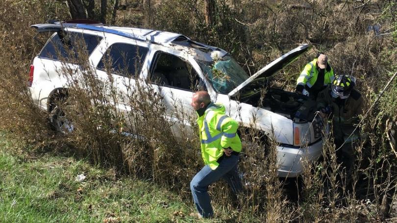 London Woman Dies In Crash