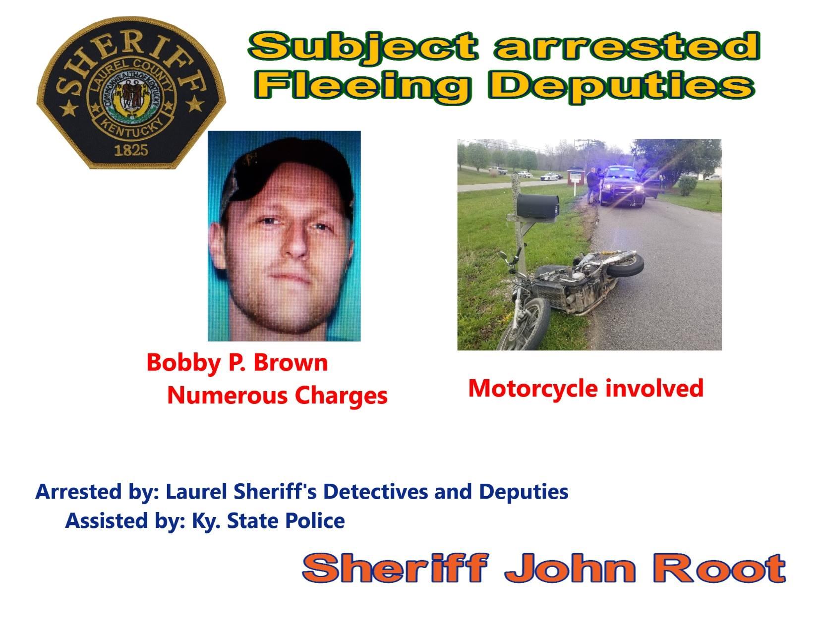 Laurel Man Arrested On Drug Charges After Leading Police On A Chase