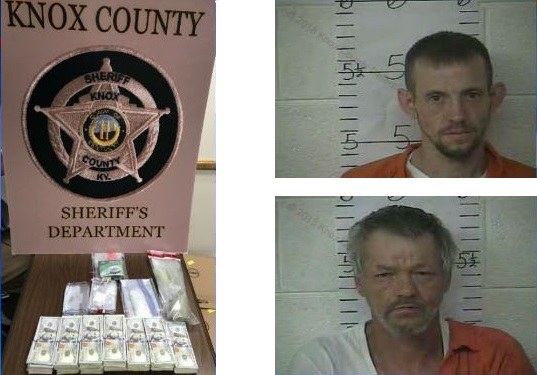 Knox County Police Chase And Crash Results in Major Drug Bust