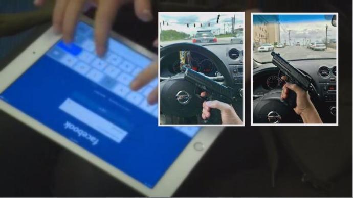 Laurel County Police Alarmed By Facebook Photos