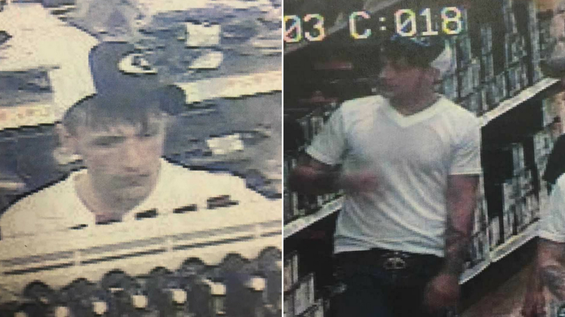 KSP Looking For Robbery Suspect