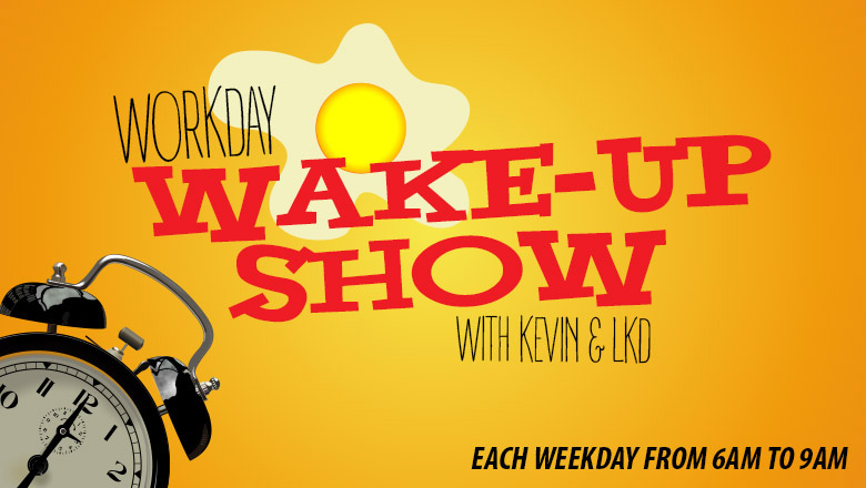 Feature: http://www.1039thebulldog.com/the-workday-wake-up-show/