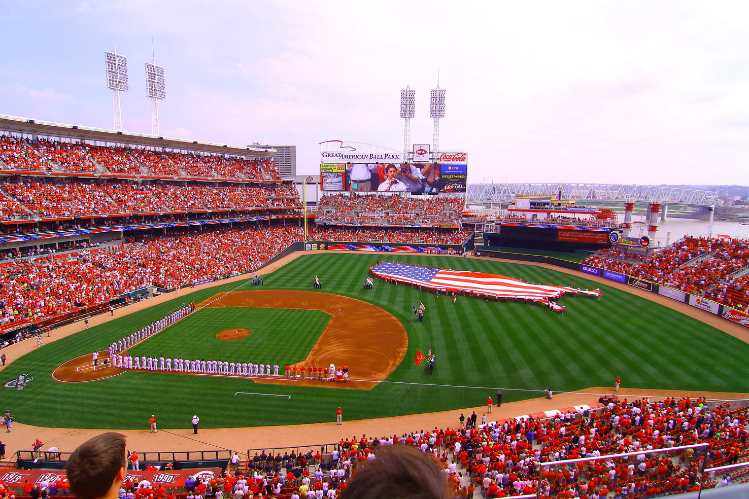 Cincinnati Reds opening day and 2018 coverage on WTCW AM 920/FM 95.1
