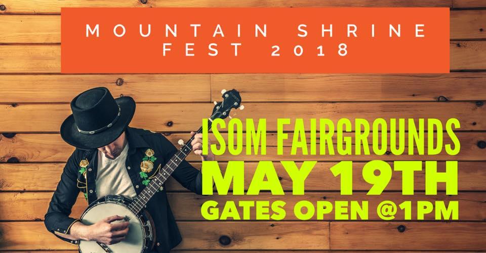 Mountain Shrine Club ShrineFest 2018 Saturday May 19