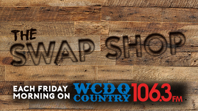Feature: http://www.wcdqfm.com/swap-shop/