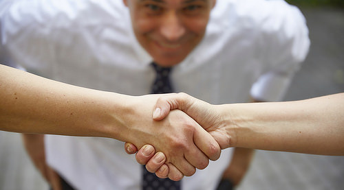 Do You Still Shake Hands When You're Sick? Here Are the Five Things We Do Instead