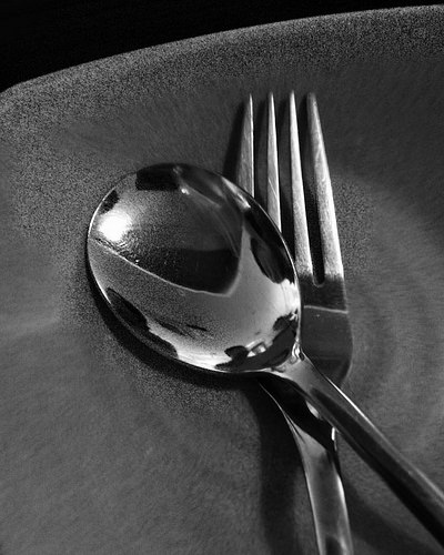 Do You Eat These Foods With a Fork or a Spoon?