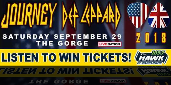 """Journey/Def Leppard in """"Mission Impossible""""!"""