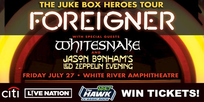 Feature: http://www.thehawkyakima.com/foreigner-with-whitesnake/