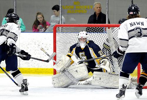 Marjory Stoneman Douglas High School Hockey Team Won the State Championship!