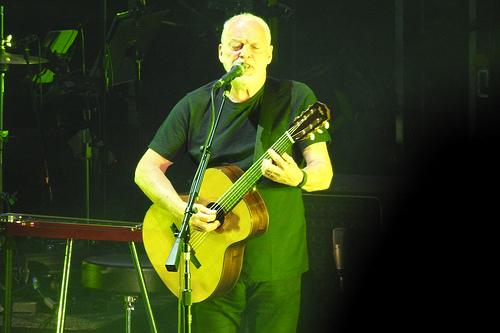 Happy Birthday, David Gilmour!  Wish You Were Here!!