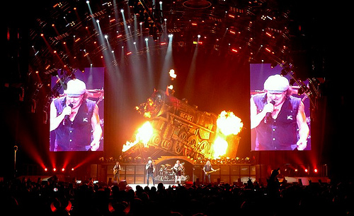 AC/DC Rocked the Grammys Three Years Ago Today!