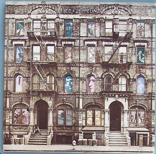 Led Zeppelin's Physical Graffiti Turns 43!