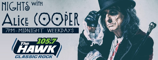 Feature: http://www.thehawkyakima.com/nights-with-alice-cooper/