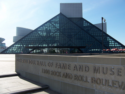 Rock N Roll Hall of Fame Highlights!