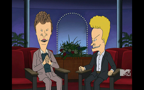 Beavis and Butthead at 25!