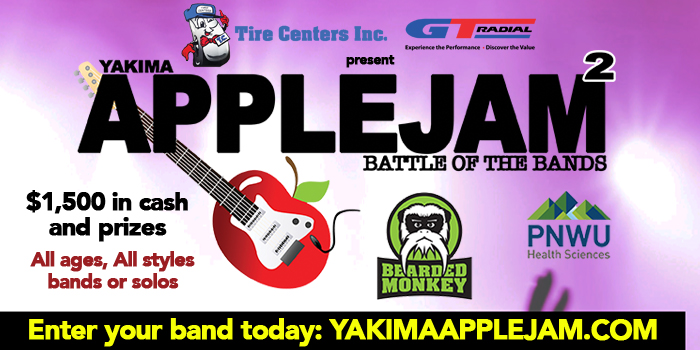Feature: http://www.thehawkyakima.com/apple-jam-2-is-coming/