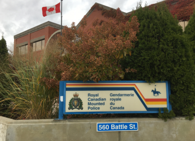 Kamloops RCMP respond to shots fired last night