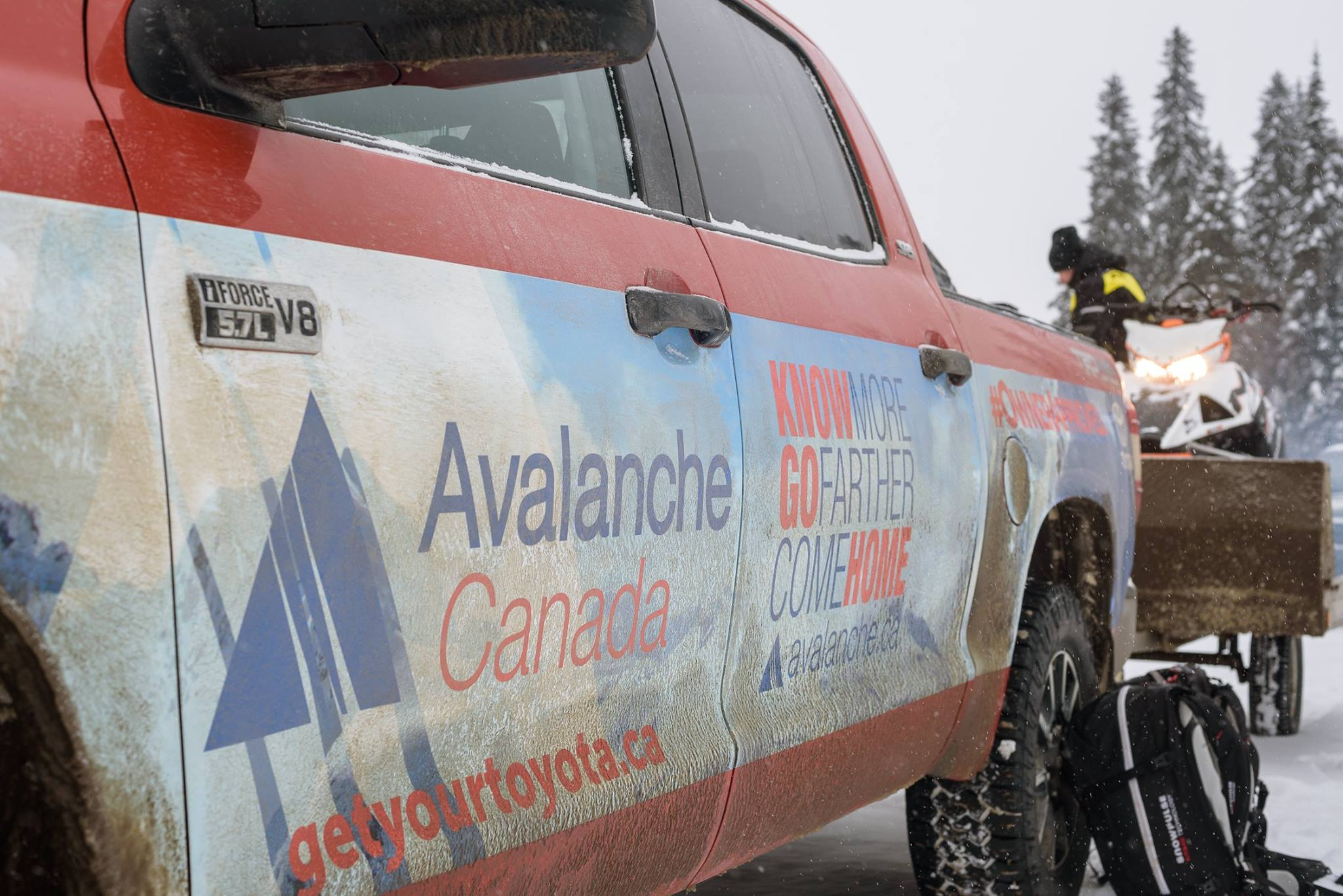 Avalanche Canada asking back country enthusiasts to err on the side of caution this weekend