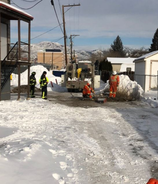 North Shore gas leak has been capped