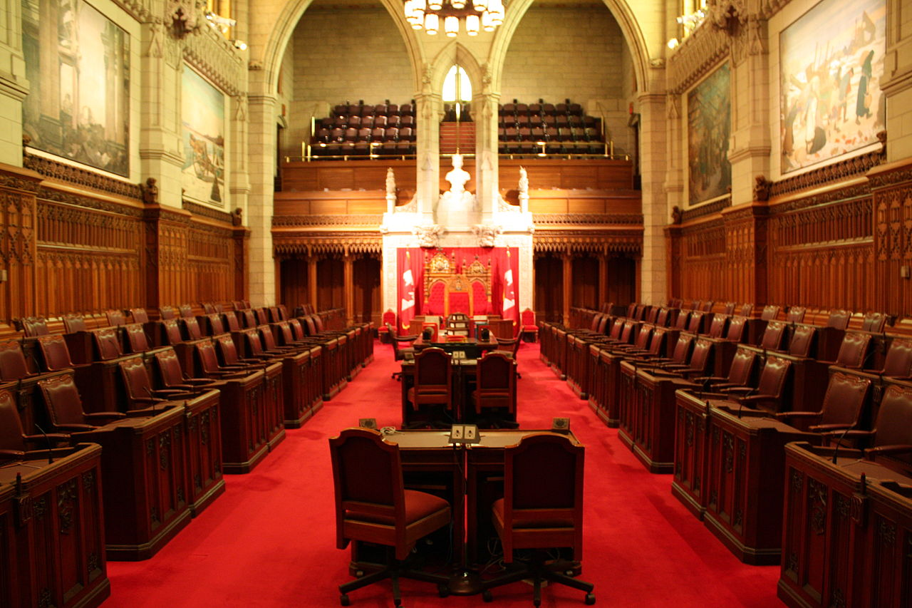 Senate approval marks another step forwards for the pot bill in Canada