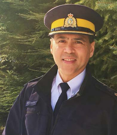 New Officer in Charge selected for Kamloops RCMP detachment