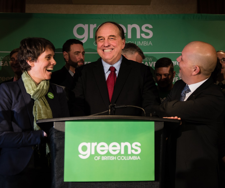 Green Party leader says speculation tax changes coming