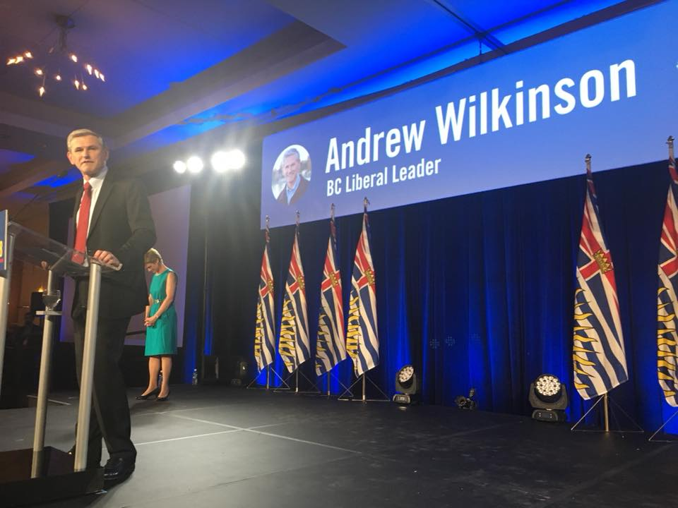 Liberal leader says the NDP have some explaining to do over LNG stance