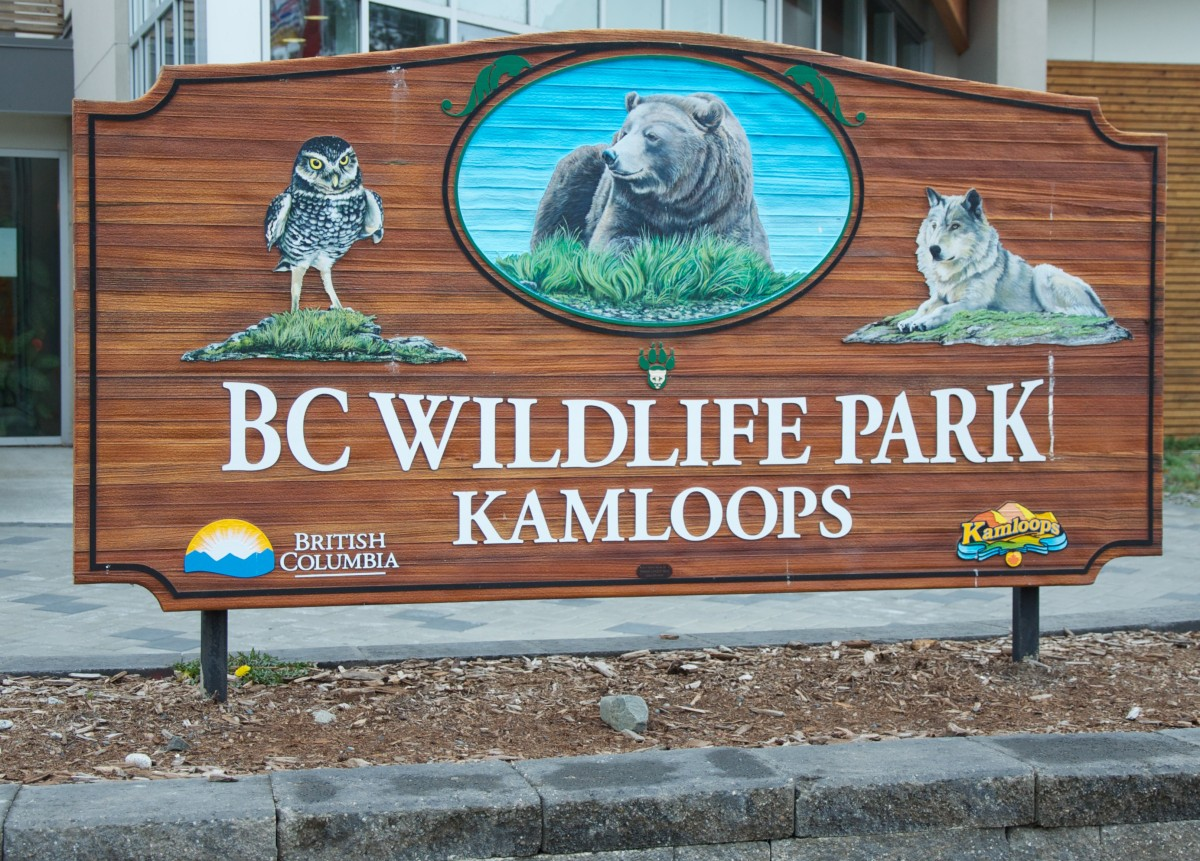 The B.C. Wildlife Park has written the province warning of its future ability to operate