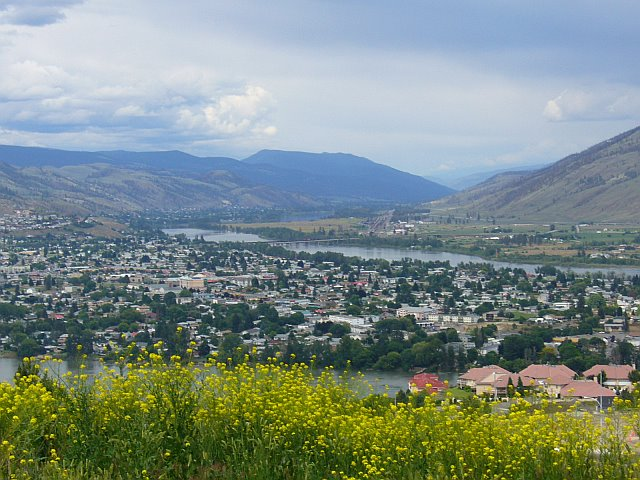 It appears Kamloops has escaped the worst of any potential flooding
