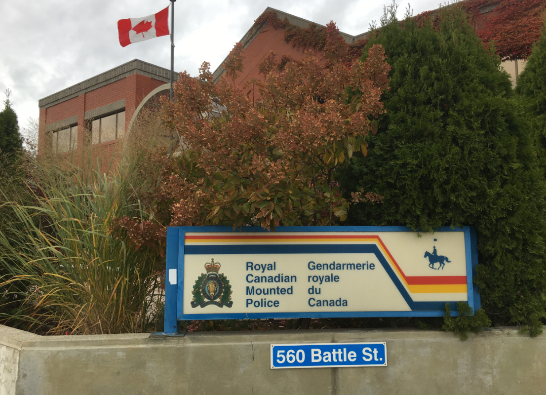 Kamloops RCMP investigating a Valleyview hit and run