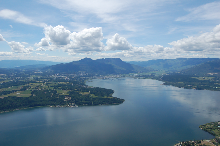Shuswap Lake passes tests for certain types of contaminants
