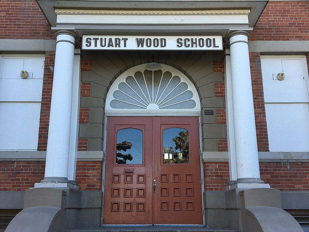 City rules out using the old Stuart Wood building as a homeless shelter again