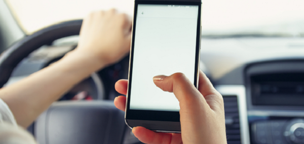 Starting this month, distracted drivers in B.C will face higher penalties