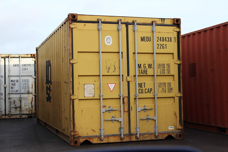 WorkSafe B.C giving a heads up to folks on the dangers of utilizing used shipping containers