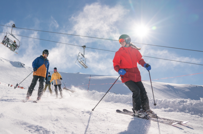 Canada West ski resorts are flirting with a record breaking season