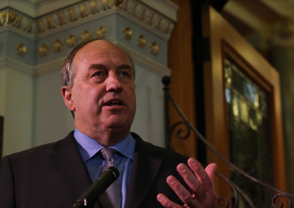 BC Green Party leader blasts Alberta Premier over contentious legislation in pipeline dispute