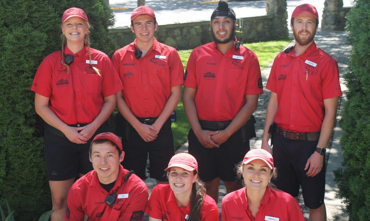 Kamloops CAP team members save woman's life downtown