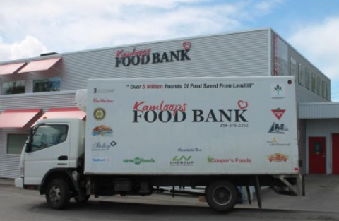 City's generosity on full display again for the Kamloops Food Bank