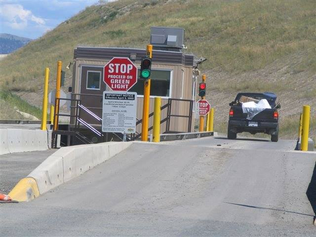 The amount of garbage being diverted from the Kamloops Resource Recovery Centre is growing