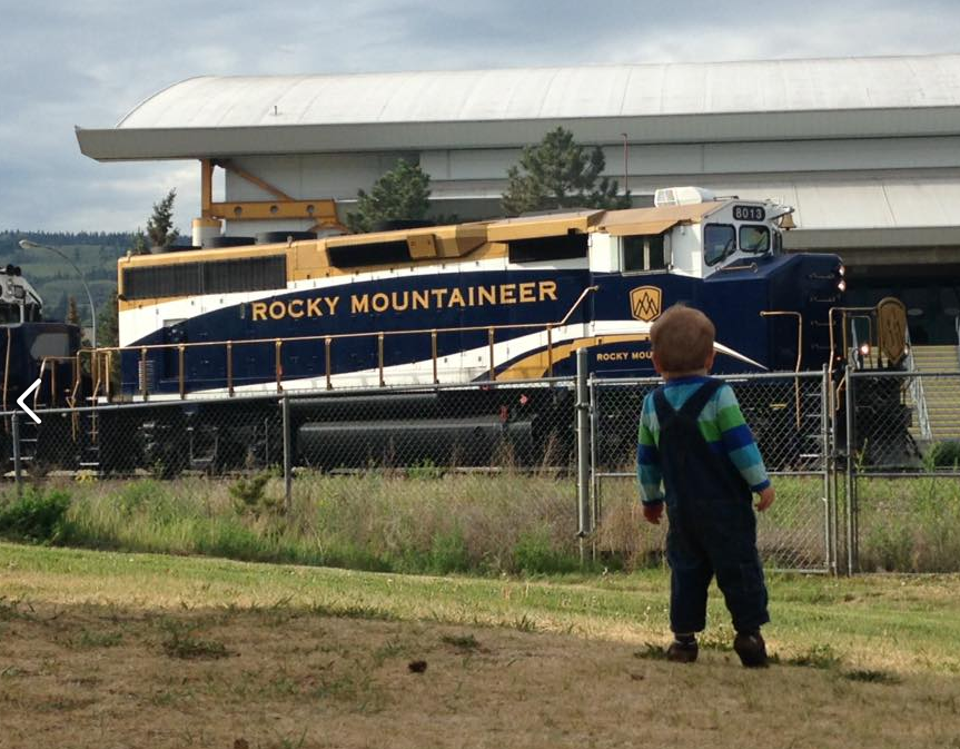 A new Rocky Mountaineer season is starting up