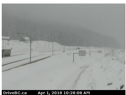 Weather statement in effect for Coquihalla
