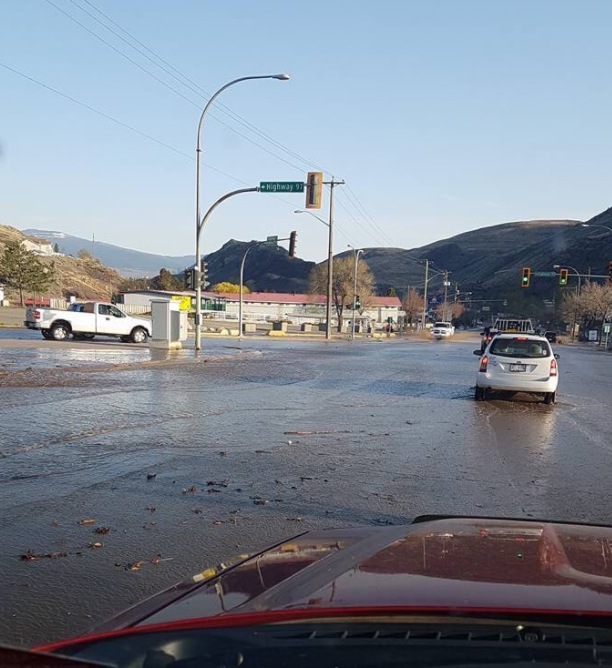 Cache Creek enters local state of emergency as flooding becomes more serious