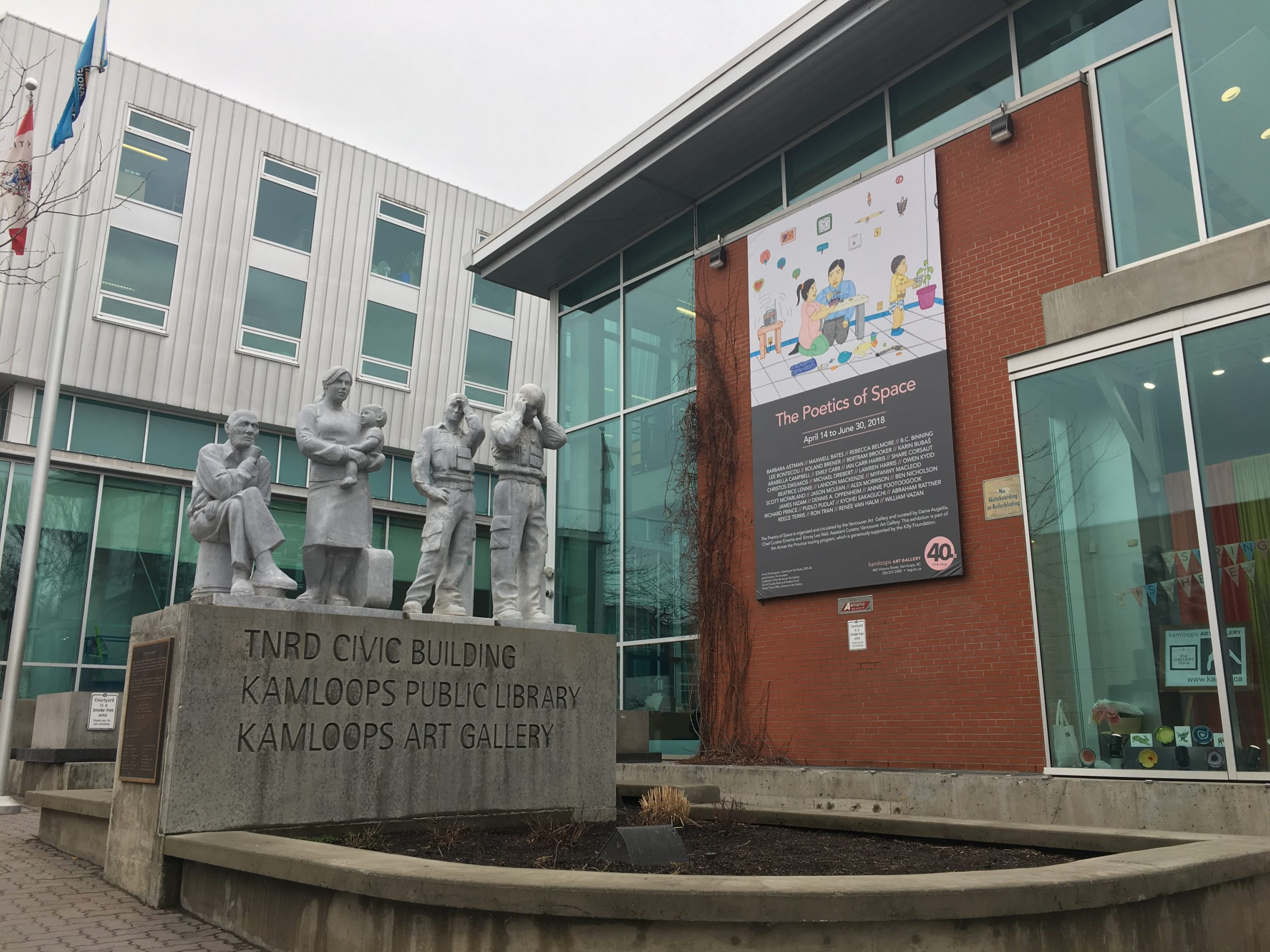 Downtown Kamloops Library re-opens today after 6 week renovation project
