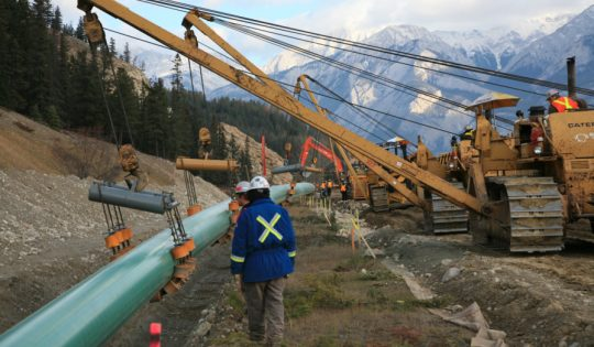 Province releases reference question in Trans Mountain pipeline jurisdiction court challenge