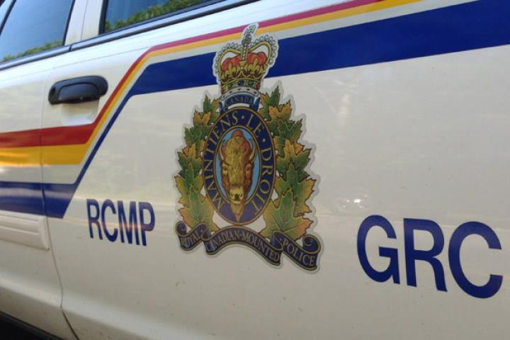 """Kamloops Mounties a make a """"high risk"""" arrest downtown"""