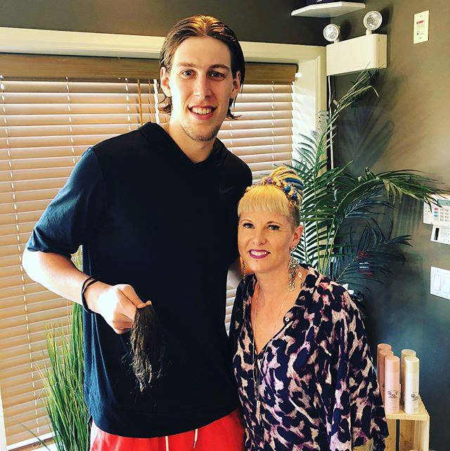 Kamloops NBA'er Kelly Olynyk gives back