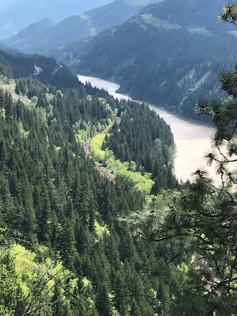 Fraser Canyon derailment raising fresh concerns about increased oil shipments by rail - but not in the way you might think